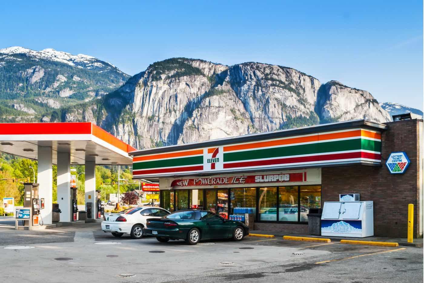 Tienda de conveniencia 7-Eleven