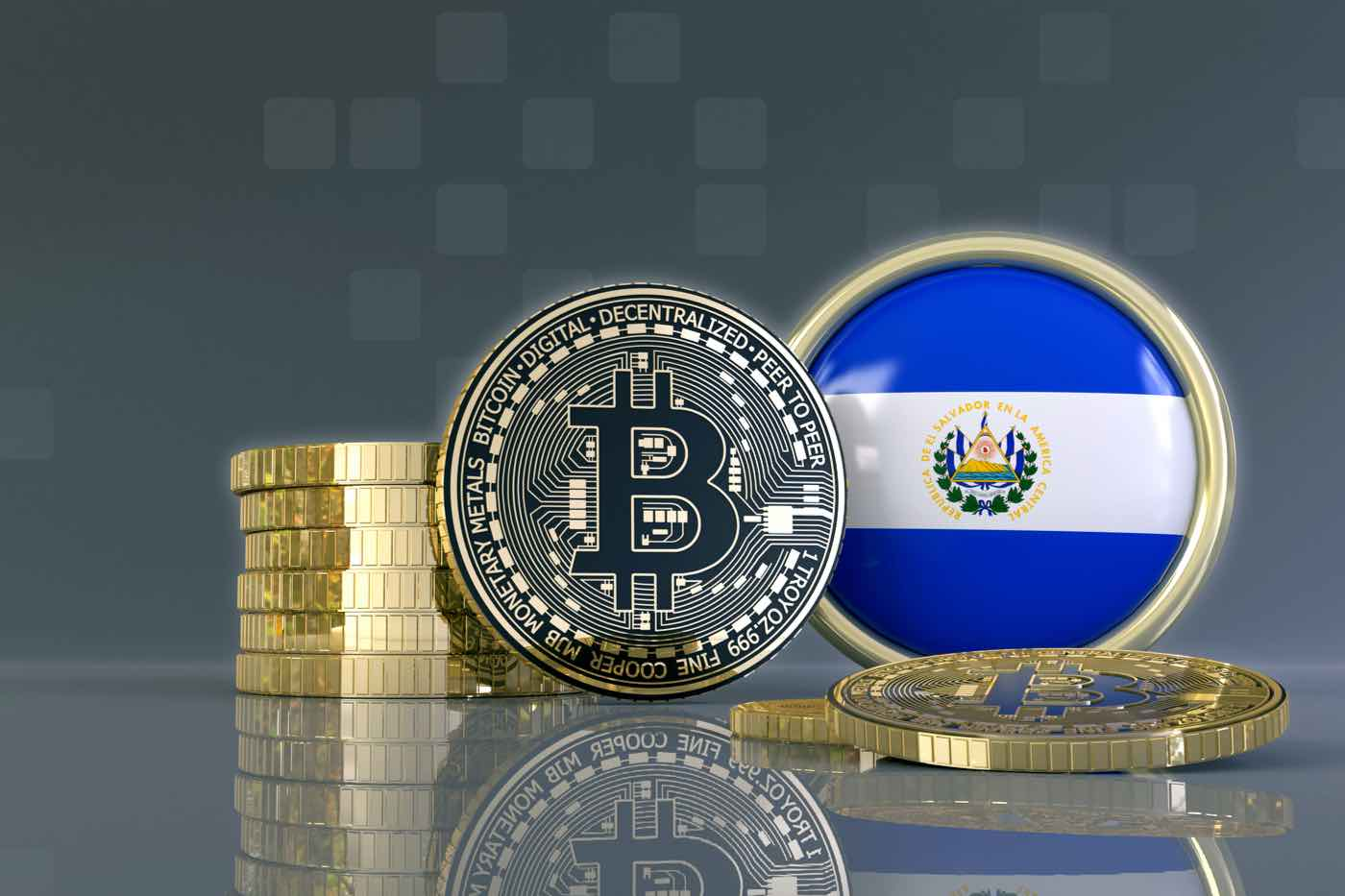 El Salvador compra 400 Bitcoins antes de convertirlo en moneda legal