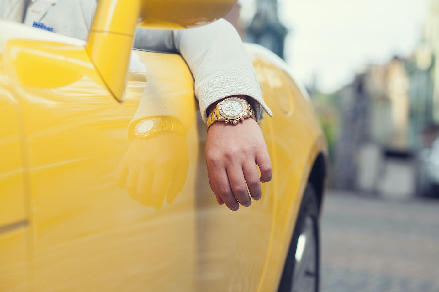 Los relojes Rolex se convierten en una gran inversión
