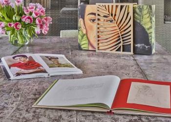 Conoce un rostro inédito de Frida Kahlo gracias a Four Seasons Hotel México City y Artika