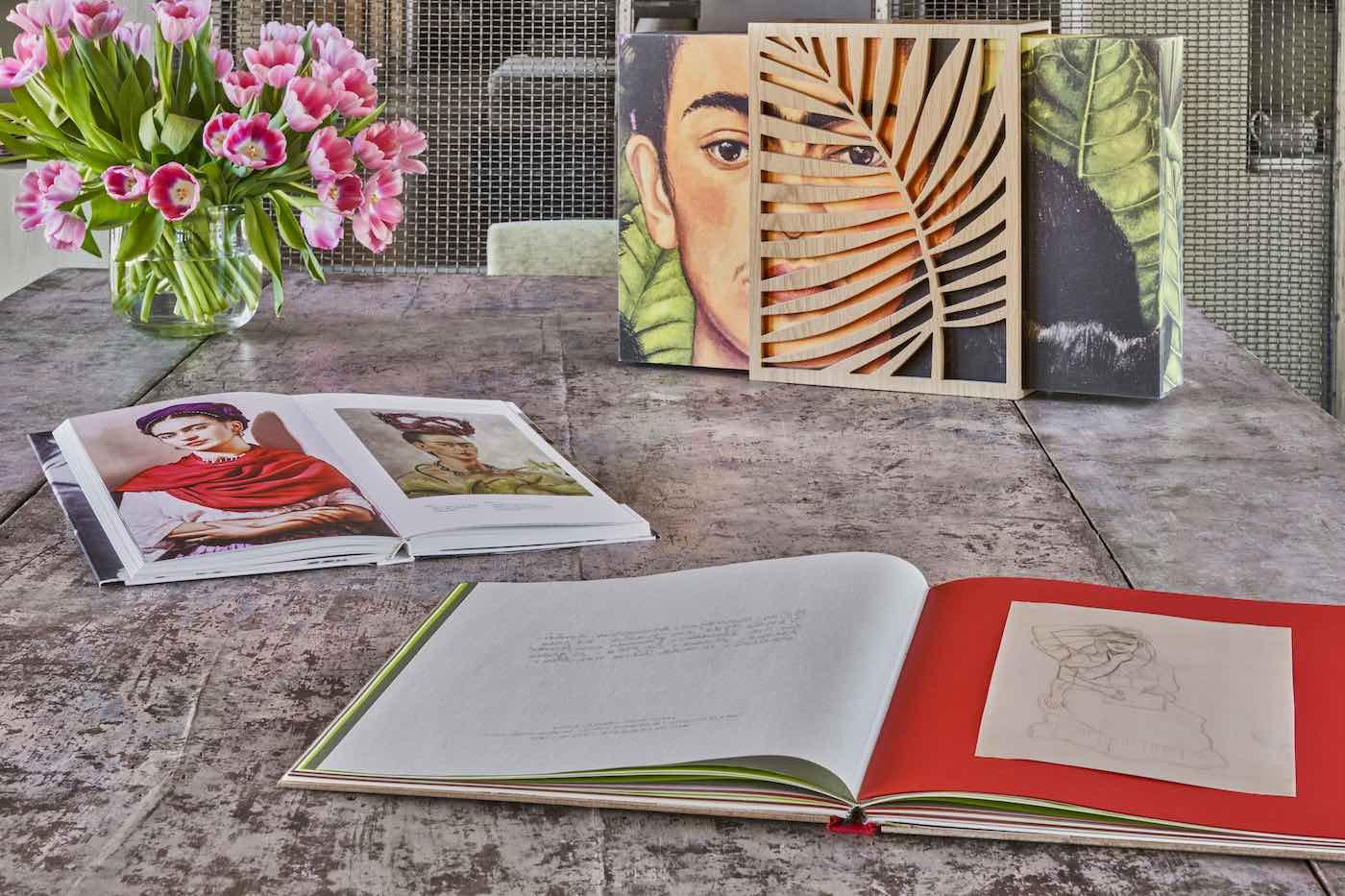 Conoce un rostro inéditode Frida Kahlo gracias a Four Seasons Hotel México City y Artika
