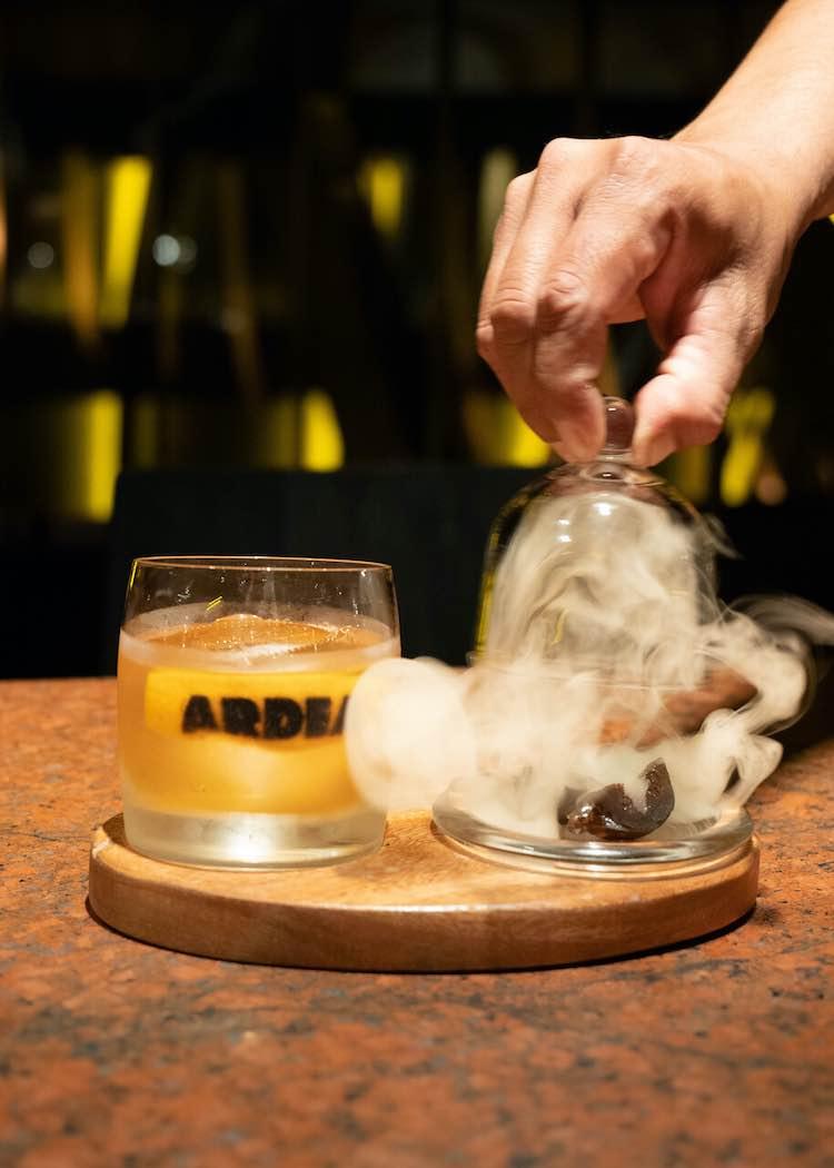 Ardea Steakhouse. Nobu Hotel Los Cabos