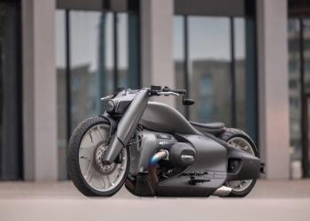Solo 13 de esta BMW R 18 a medida de Nmoto y Zillers Motorcycles saldrán a la venta