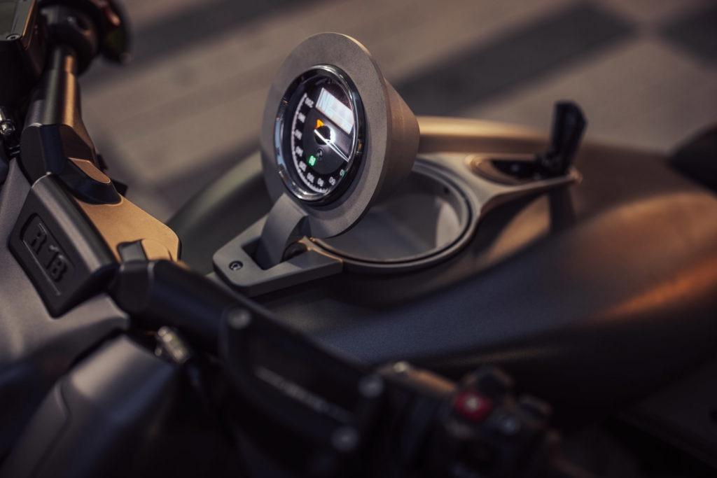 Solo 13 de esta motocicleta personalizada de Nmoto y Zillers Motorcycles saldrán a la venta