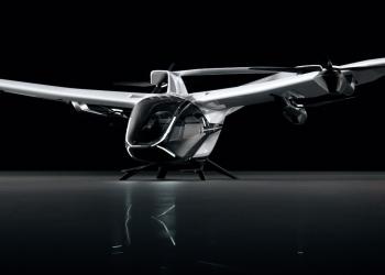 Airbus ha presentado un taxi aéreo eléctrico para 4 pasajeros