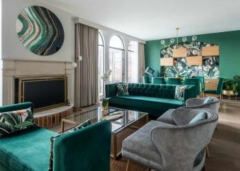 Inspirado por la identidad colombiana, el Hotel Four Seasons Bogotá renovó su suite del Penthouse