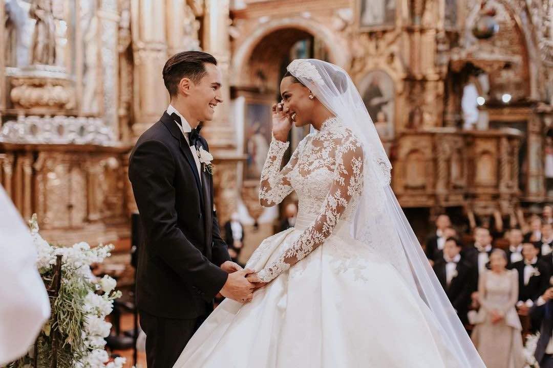 Conoce a Jasmine Tookes, la ex modelo de Victoria's Secret que acaba de casarse en una boda de cuento de hadas con el ejecutivo de Snapchat Juan David Borrero