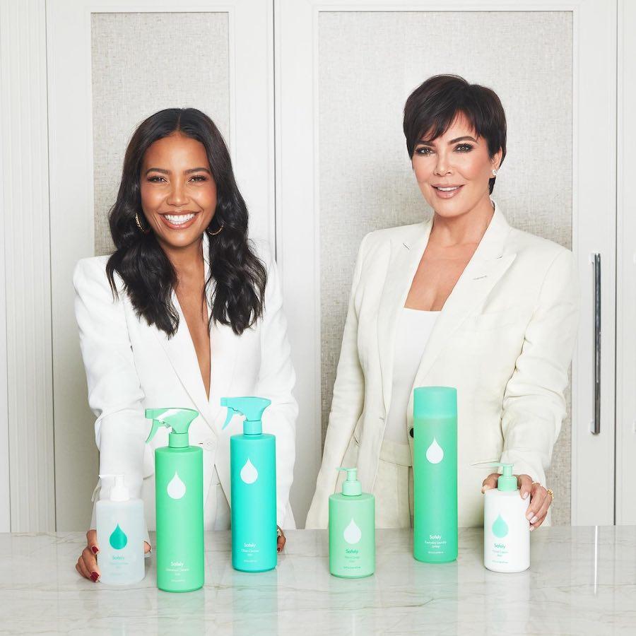 ¿Quieres trabajar para las Kardashians? Kris Jenner busca nuevo personal para la marca de limpieza Safely