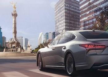 Lexus iniciará ventas en diciembre de 2021.
