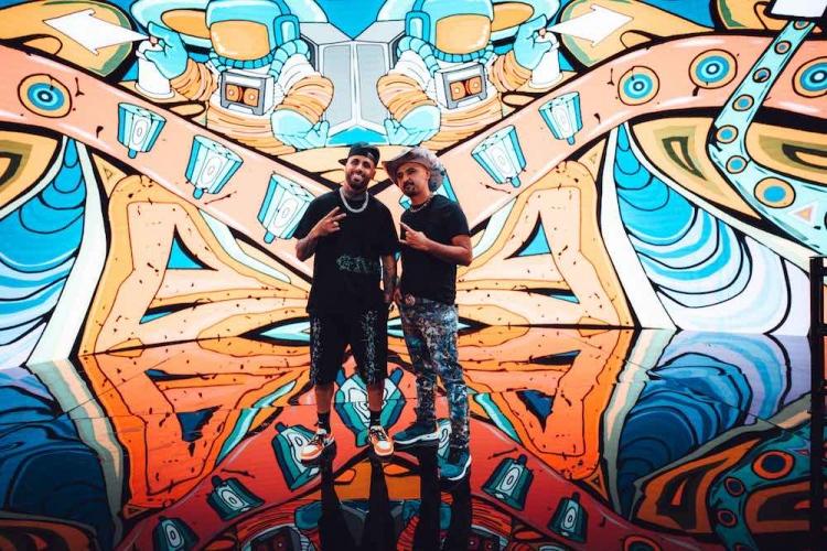 Nicky Jam y GONZO247