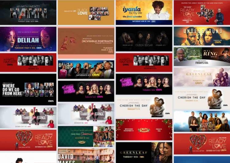 Oprah Winfrey Network (OWN)