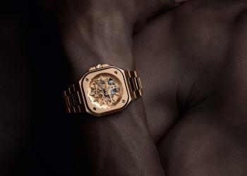 BR 05 Skeleton Gold: Una nueva joya en la colección BR 05