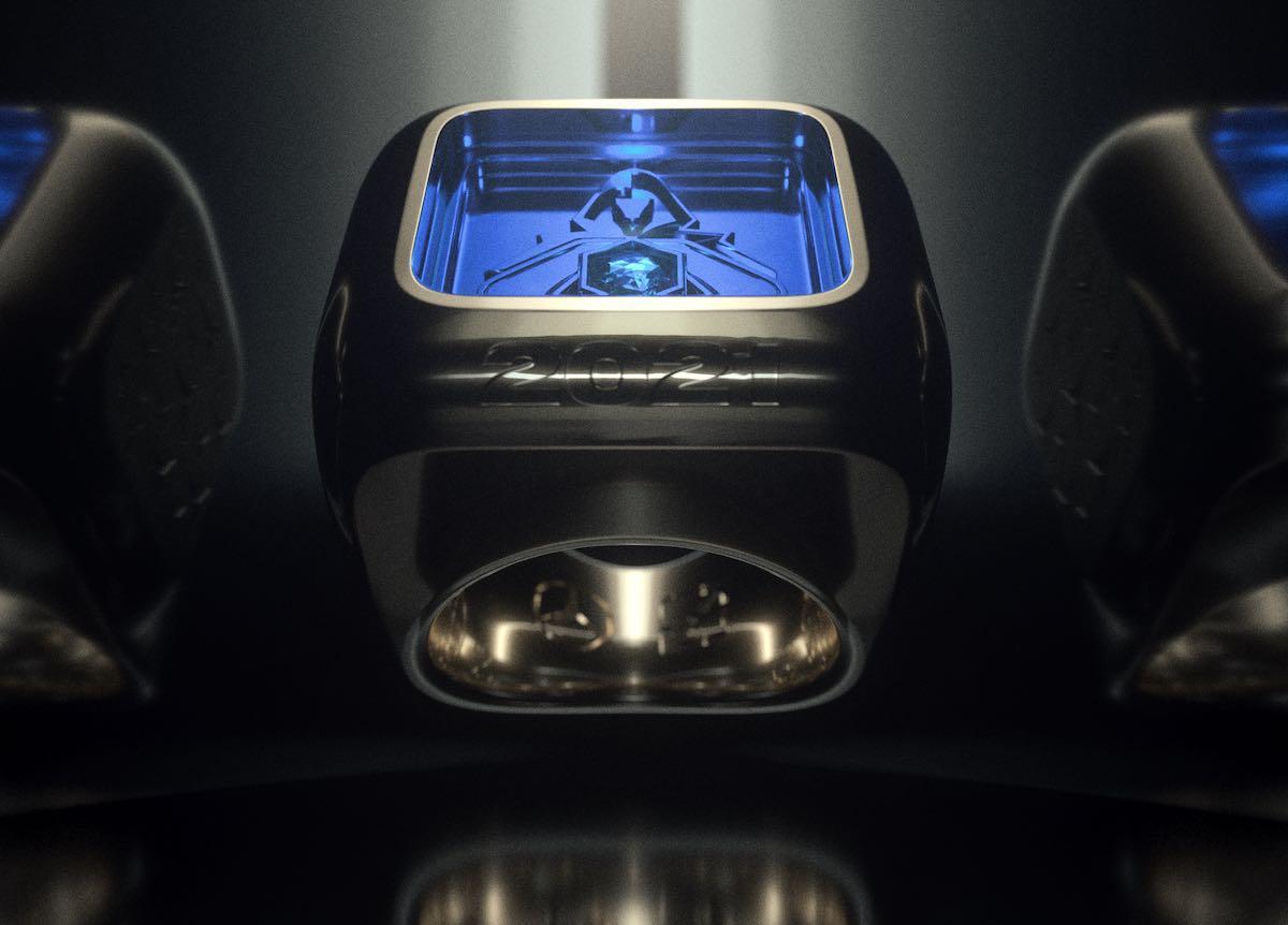 Riot Games y Mercedes-Benz suman fuerzas para crear los anillos de campeonato personalizados de Worlds 2021