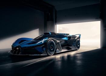 El Bugatti Bolide es el hyperdeportivo más hermoso del mundo, según expertos en diseño