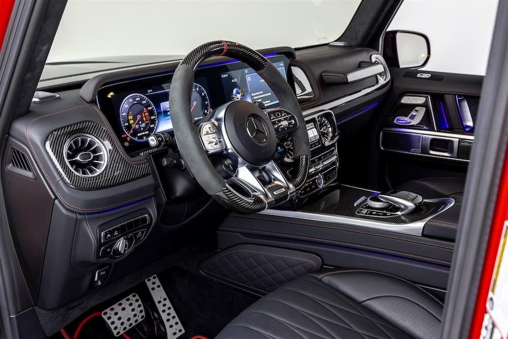 Mercedes-AMG G63 Brabus 800 Widestar 2021