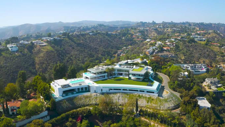 Nadie quería pagar $500 millones por la casa más cara de Estados Unidos.
