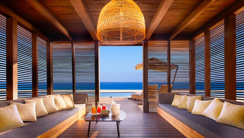 Cinco enigmáticas razones para visitar Nobu Hotel Los Cabos