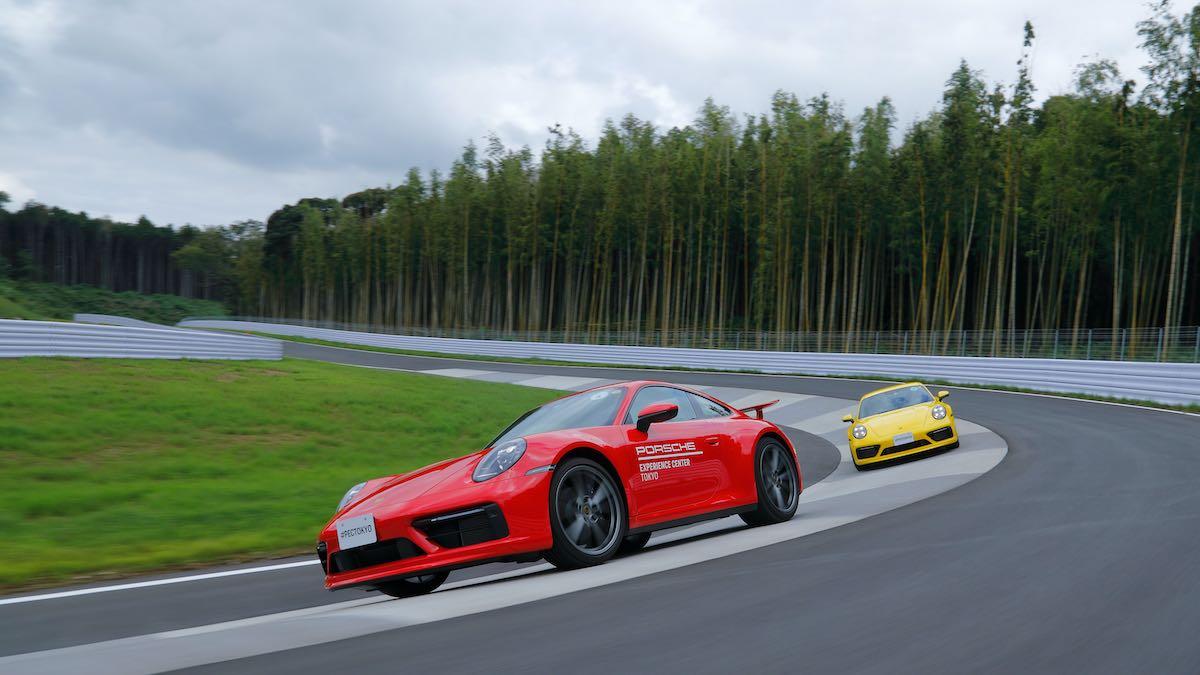 Inaugurado el nuevo Porsche Experience Center de Tokio