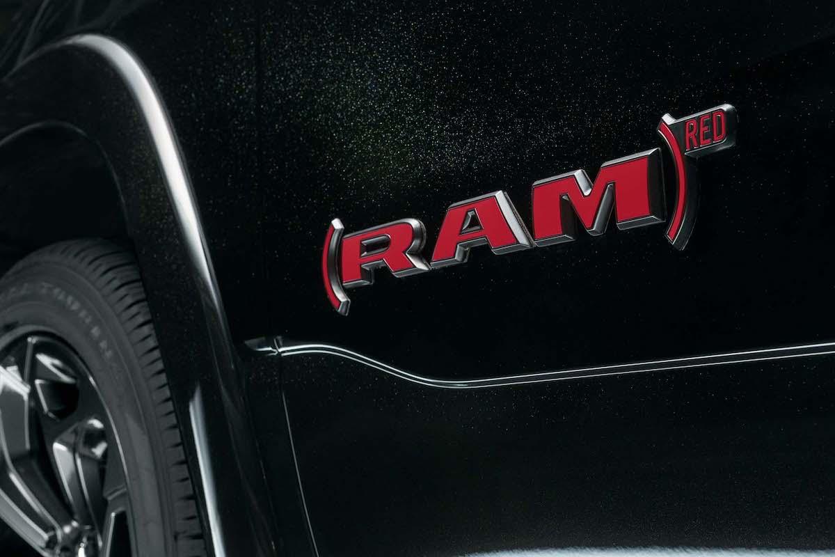 Ram 1500(RAM) REDEdition 2022