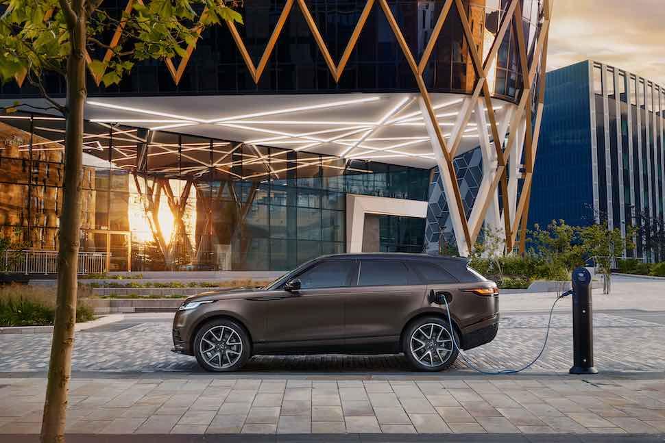 Elegancia y bienestar: Más opciones para el Range Rover Velar