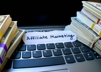 Marketing de afiliados - Dinero en efectivo.