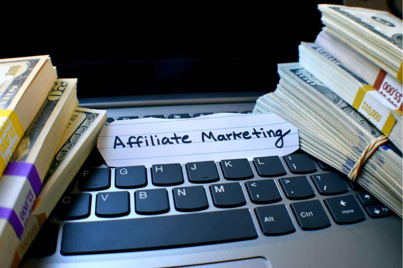 Monetizar tu trafico con el marketing de afiliados