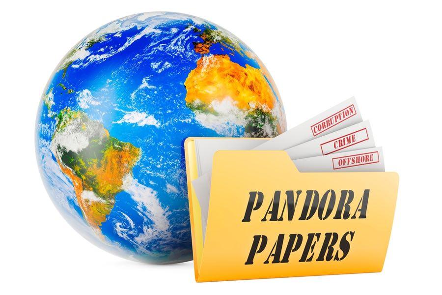 Corrupción internacional offshore, Pandora Papers.