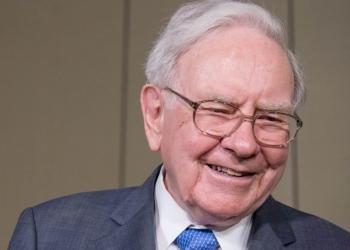 Warren Buffett, presidente y director ejecutivo de Berkshire Hathaway