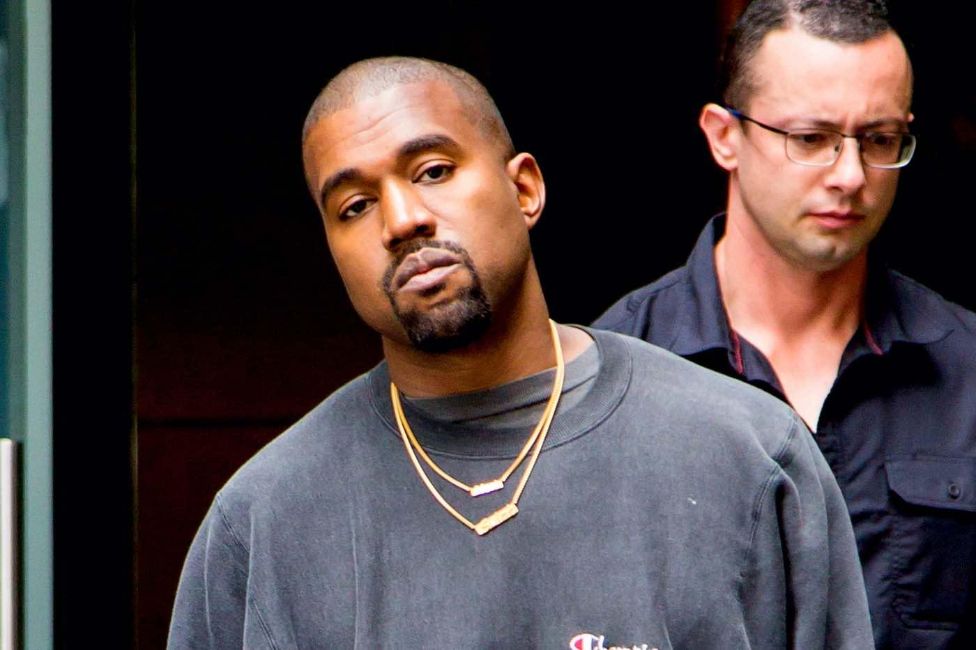 Llámalo 'Ye' ahora, ya no más Kanye West