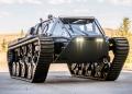 Este supertanque de lujo Howe & How Ripsaw EV3-F4 2020 se está subastando