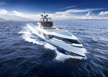 Dynamiq presenta su nuevo superyate GTT 160 de 50 metros