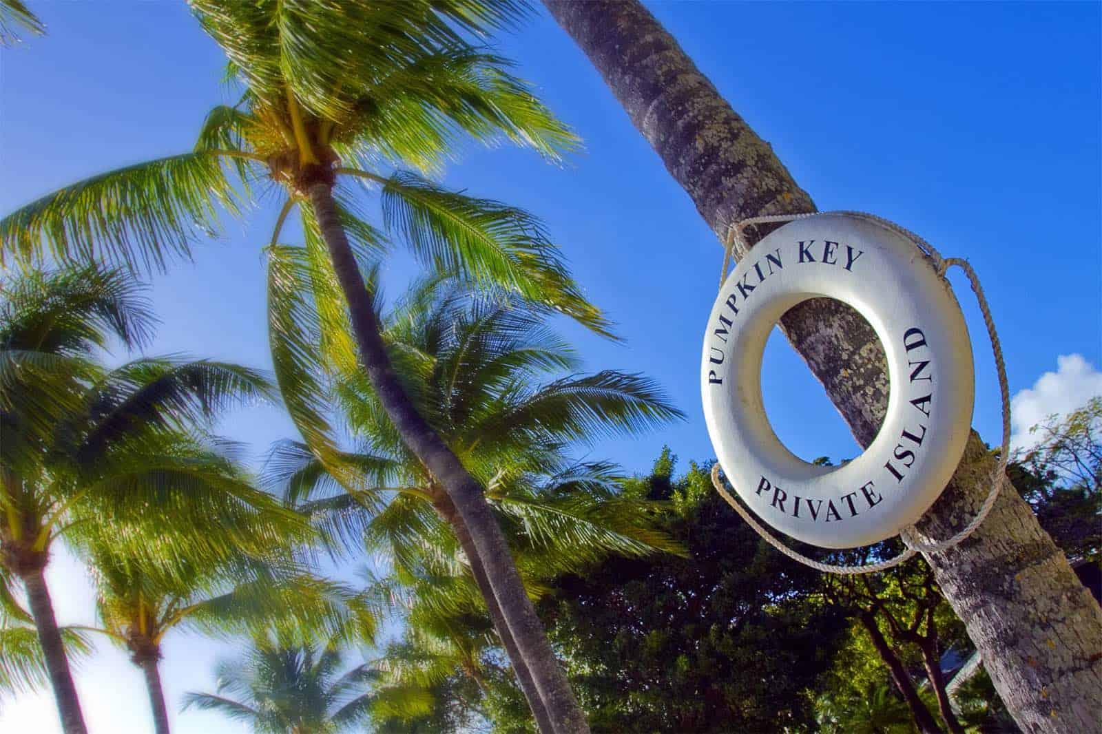 Pumpkin Key: Ultra exclusiva isla privada de 26 acres en los Cayos de la Florida a la venta