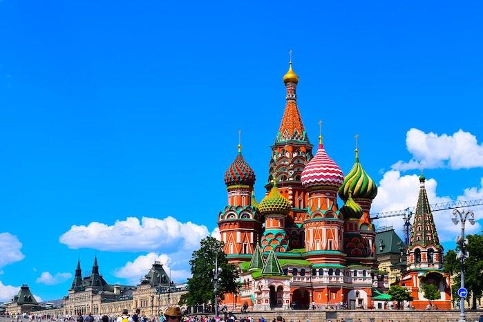 Catedral de San Basilio de Moscú: Uno d los 50 lugares más hermosos del mundo que debes visitar antes de morir.