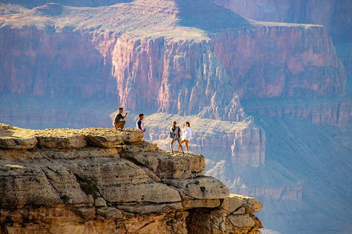 Parque nacional del Gran Cañón: Uno d los 50 lugares más hermosos del mundo que debes visitar antes de morir.