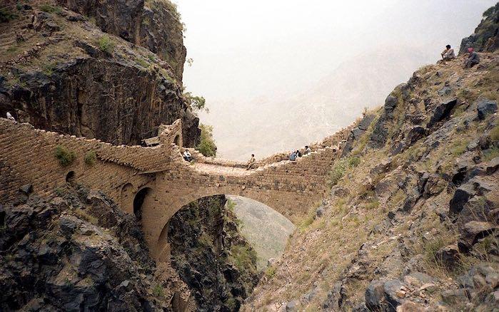 Puente de Shahara: Uno d los 50 lugares más hermosos del mundo que debes visitar antes de morir.