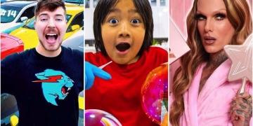 Los 10 youtubers mejor pagados del 2020 | Forbes