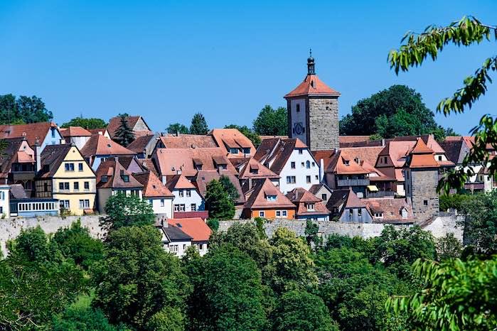 Rothenburg ob der Tauber: Uno d los 50 lugares más hermosos del mundo que debes visitar antes de morir.
