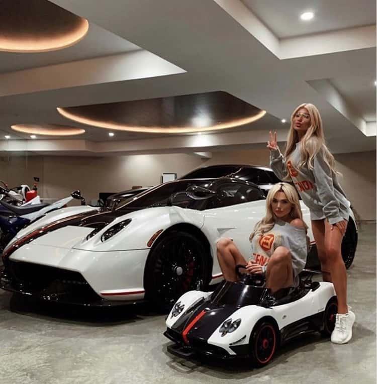 Rich Kids of London