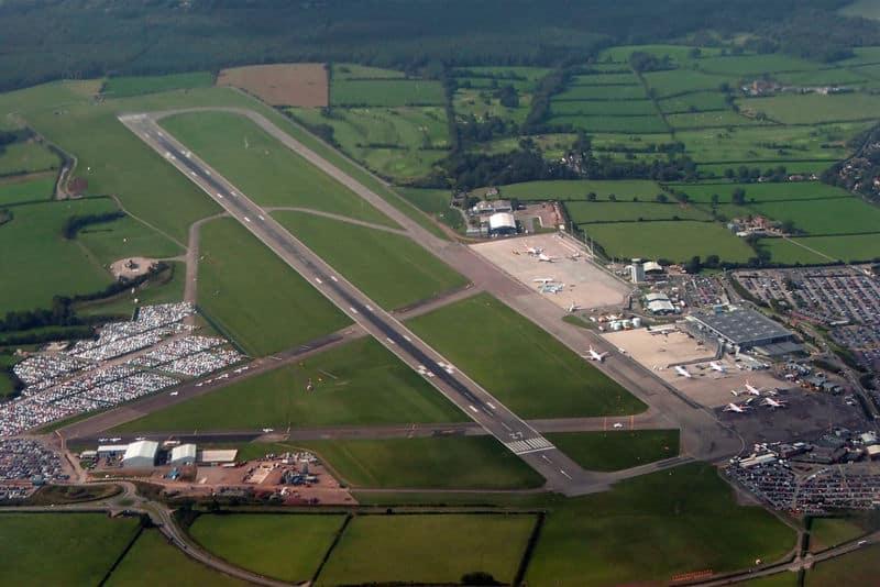 Aeropuerto Internacional de Brístol, Reino Unido