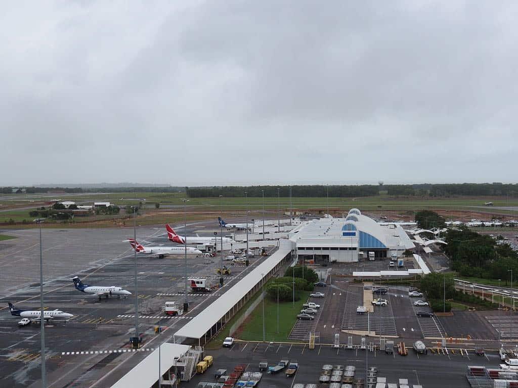 Aeropuerto Internacional de Darwin, Australia