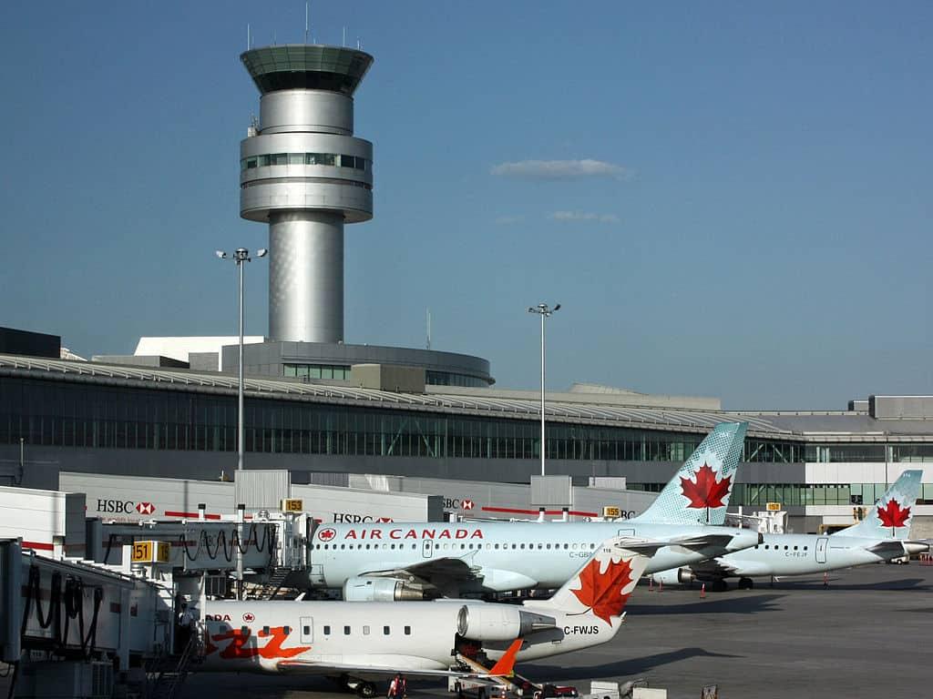 Aeropuerto Internacional Toronto Pearson, Canadá
