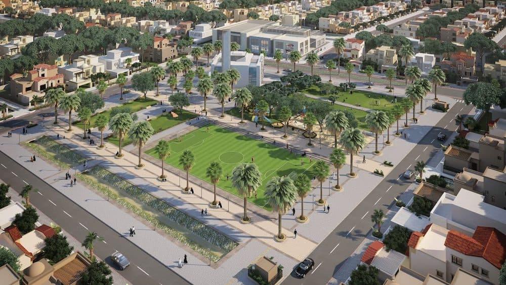 Arabia Saudita construye una mega ciudad ultra moderna de $100 mil millones en el desierto que albergará a 2 millones de residentes