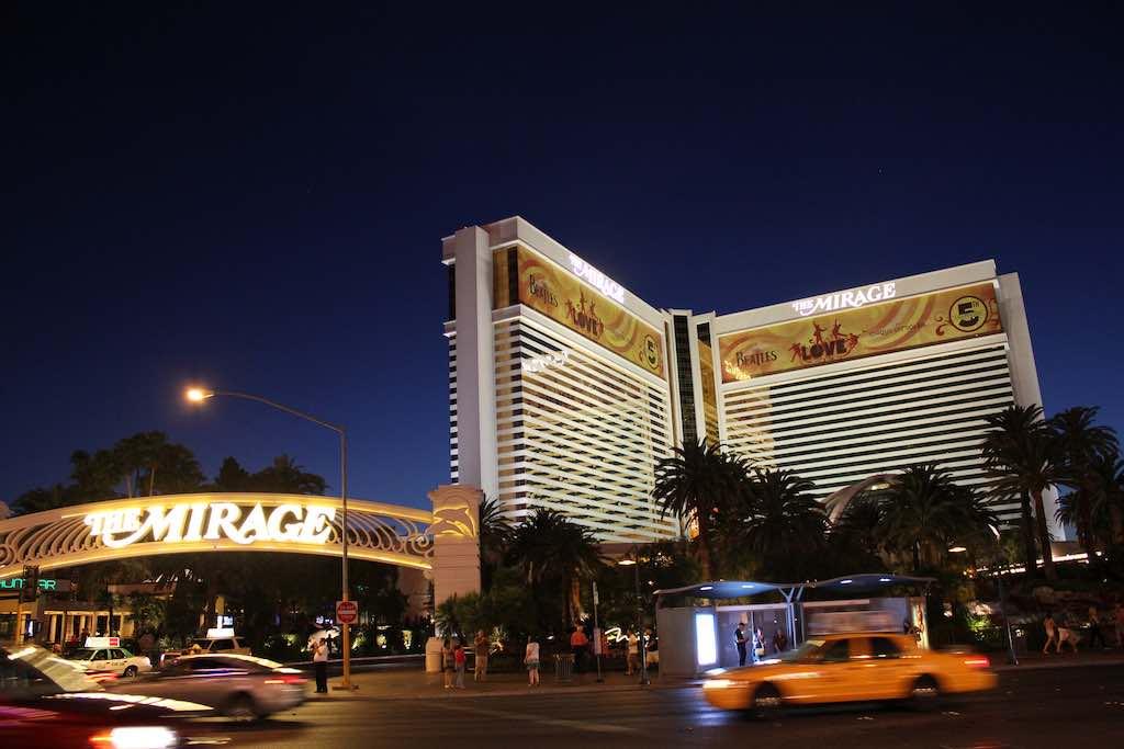 The Mirage Casino, Las Vegas