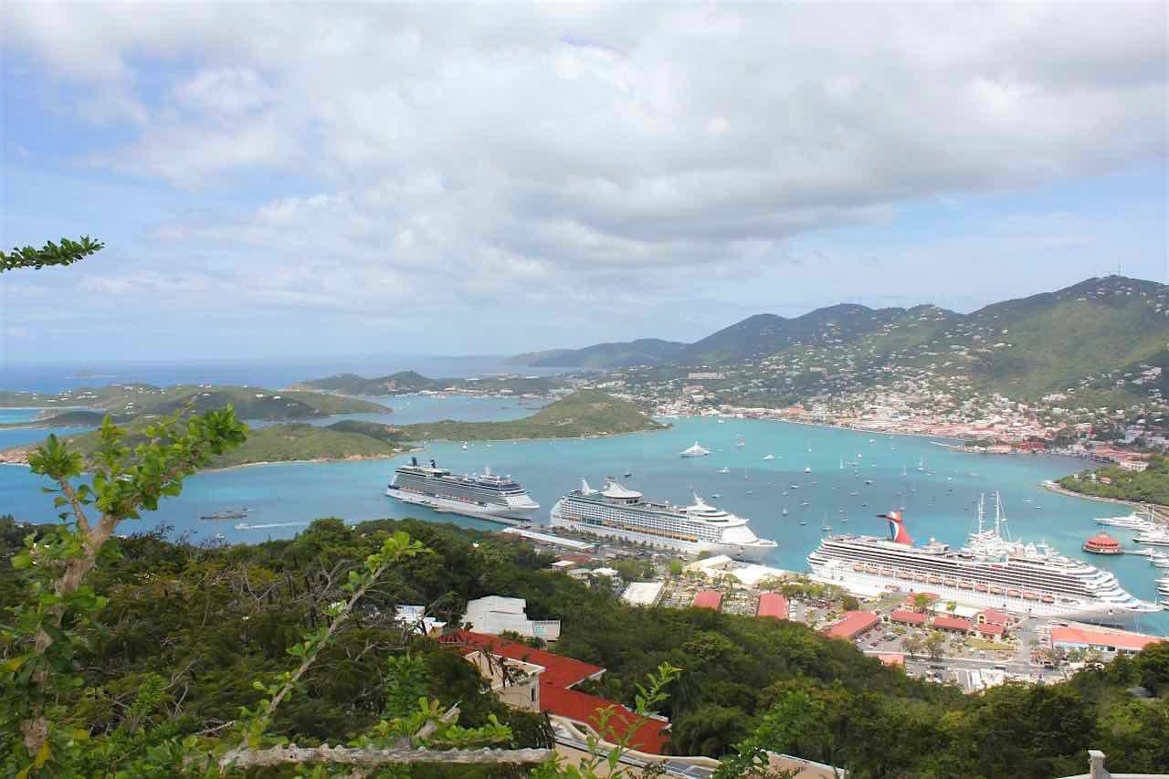 Yacht Haven Grande, Islas Vírgenes de los Estados Unidos