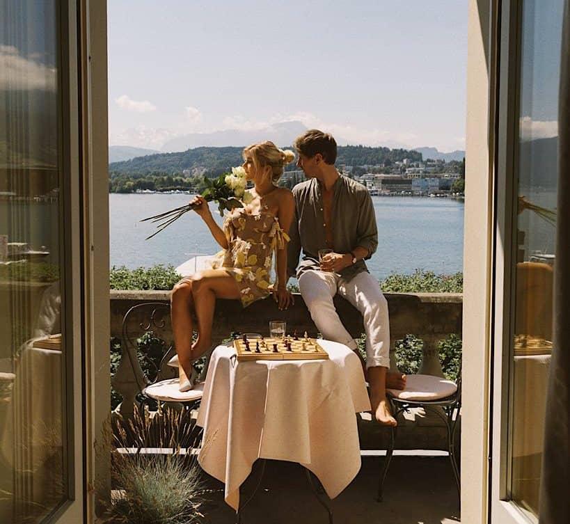 Jack Morris y Lauren Bullen, esta hermosa pareja Instagram todos sus increíbles viajes por el mundo mientras amasan una fortuna