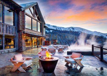 Yellowstone Club: El resort de esquí privado más popular del mundo entre los magnates de los negocios y los multimillonarios