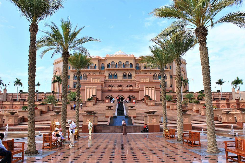 Abu Dhabi, Emiratos Árabes Unidos