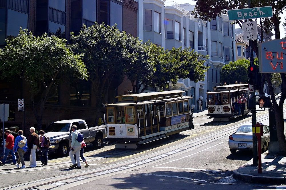 San Francisco en California, una de las mejores ciudades del mundo para compras de lujo.
