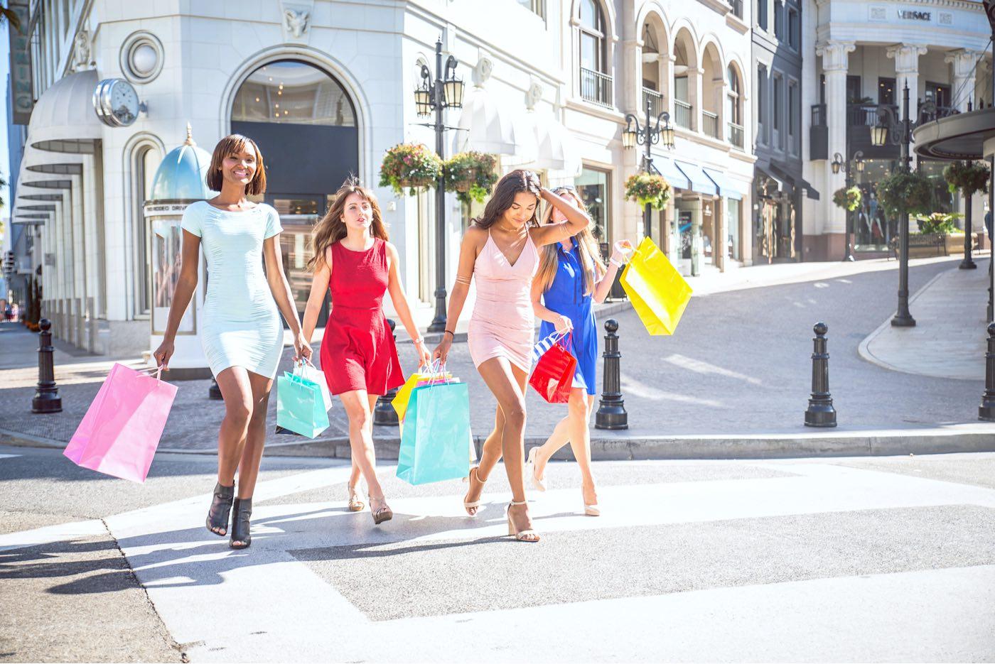 Conozca las 15 mejores ciudades del mundo para hacer compras de lujo