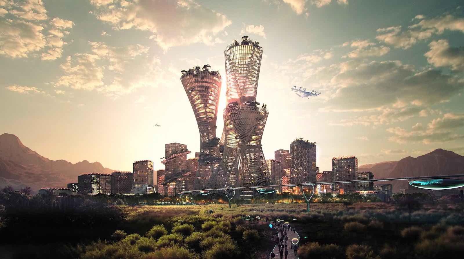 Multimillonario Marc Lore dice estar explorando estos lugares de Estados Unidos para construir una ciudad utópica desde cero